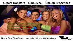 Brisbane Airport Transfers, Limousine and Chauffeur Services