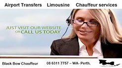 Perth Airport Transfers, Limousine and Chauffeur Service